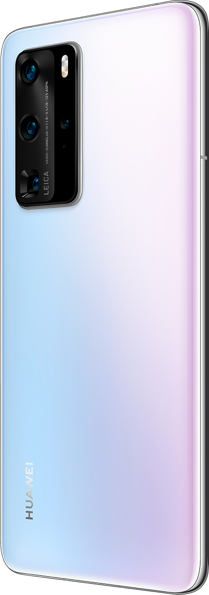 HUAWEI P40 Pro Ice White Front