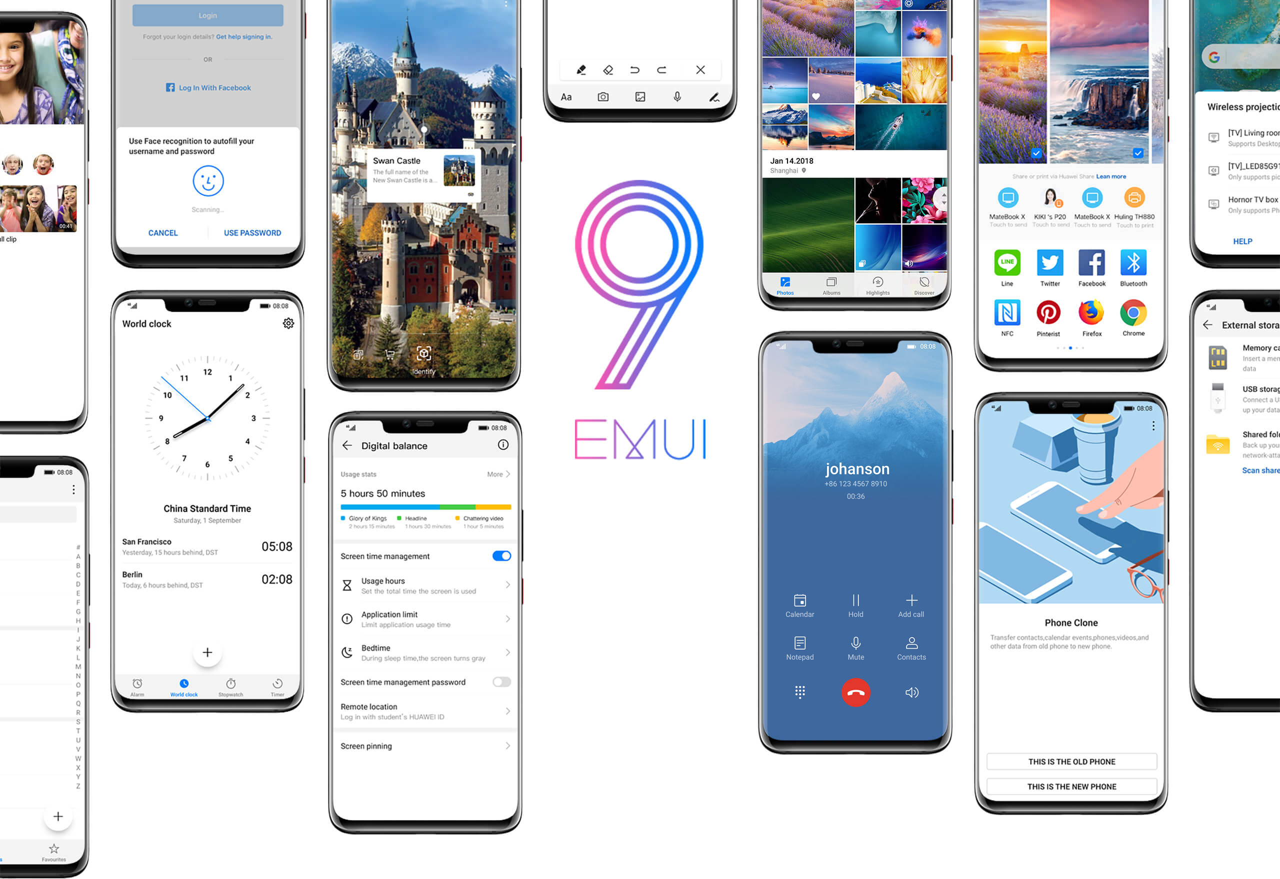 EMUI 9 0 | HUAWEI Global