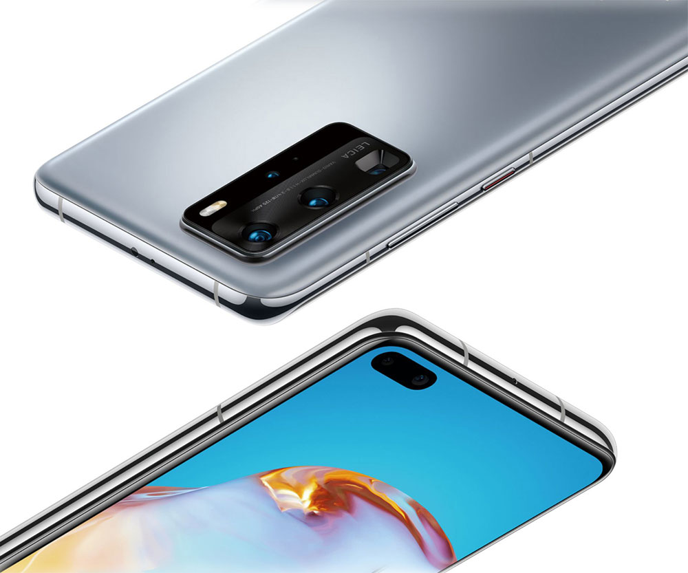 HUAWEI P40 Series Launched