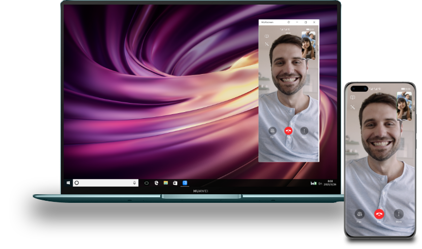 HUAWEI Answer Phone Calls On Laptop