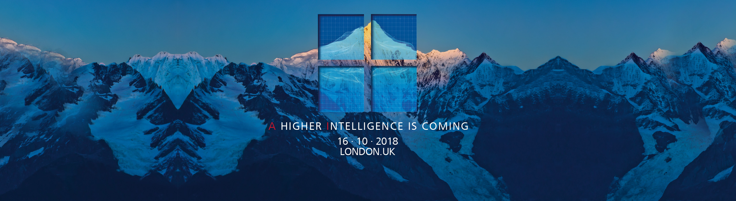 A HIGHER INTELLIGENCE IS COMING