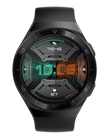 HUAWEI WATCH GT 2e graphite black