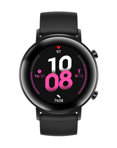 HUAWEI WATCH GT 2 Listimage Matte Black