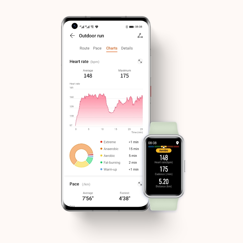 HUAWEI Health Sport Data