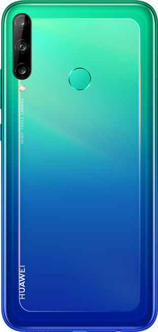 huawei y7p-colourful design