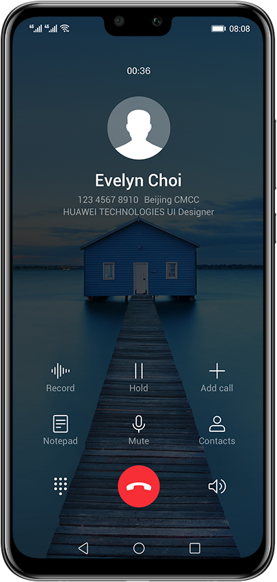 HUAWEI Y9 2019 Automatic Enhancement
