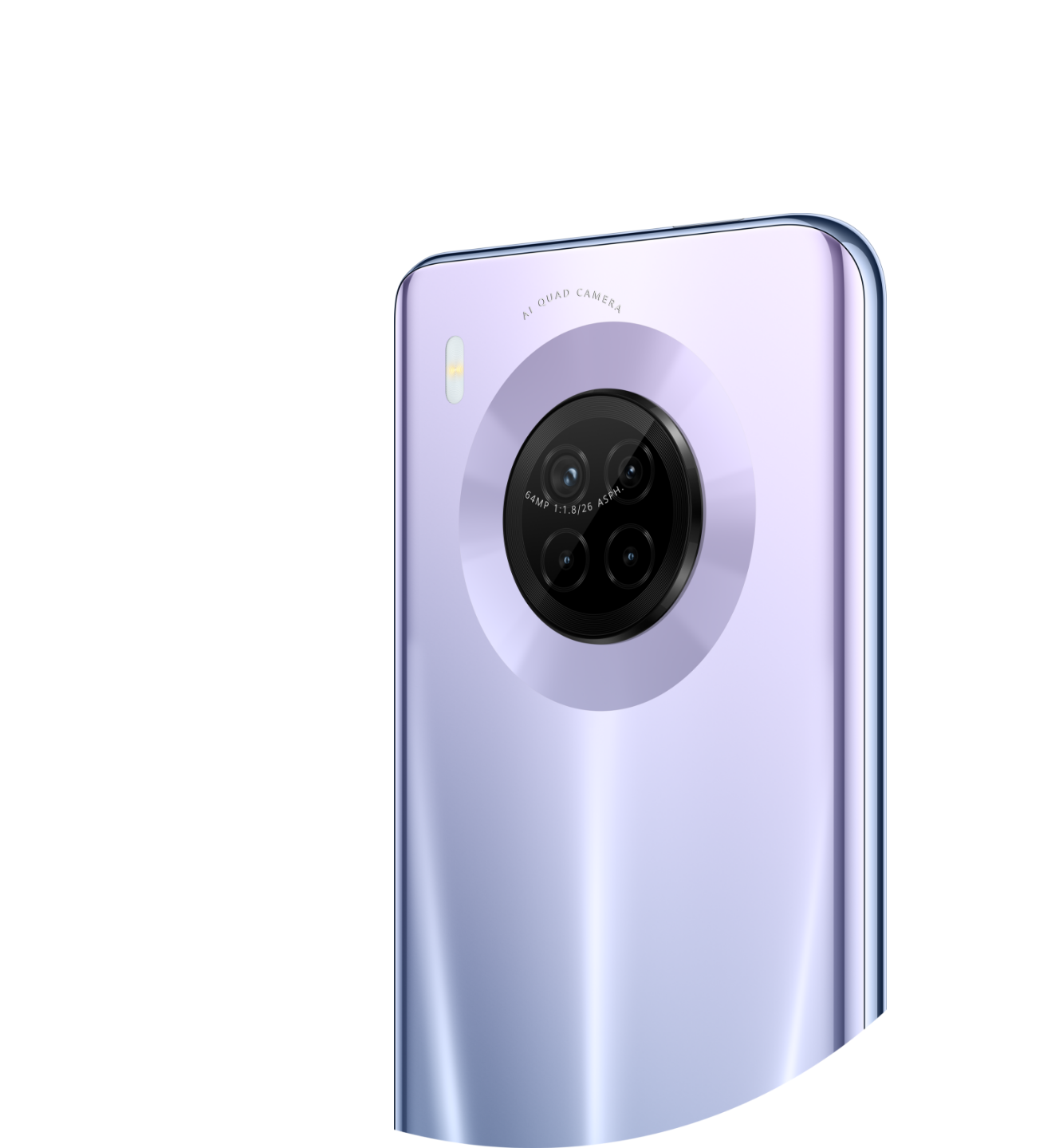 huawei y9a-pop-up camera
