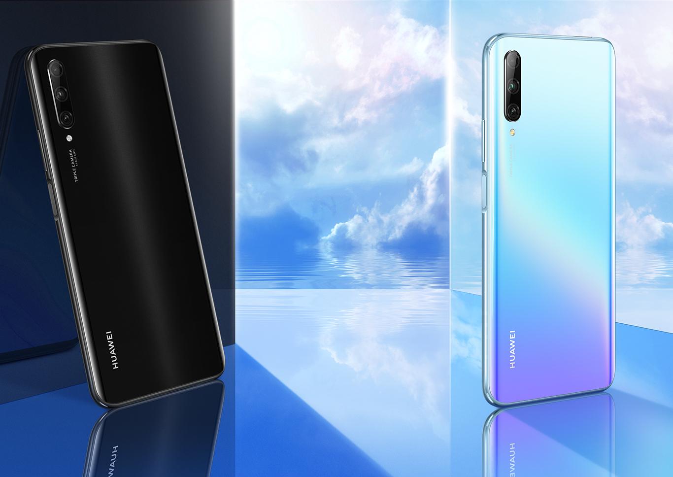 Huawei y9s color