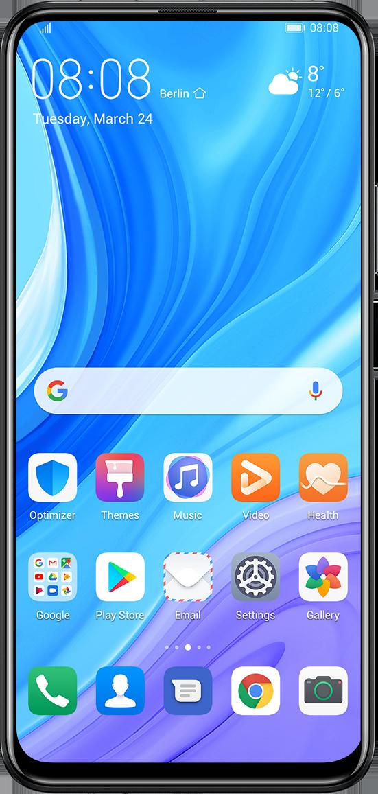 Huawei y9s EMUI 9.1