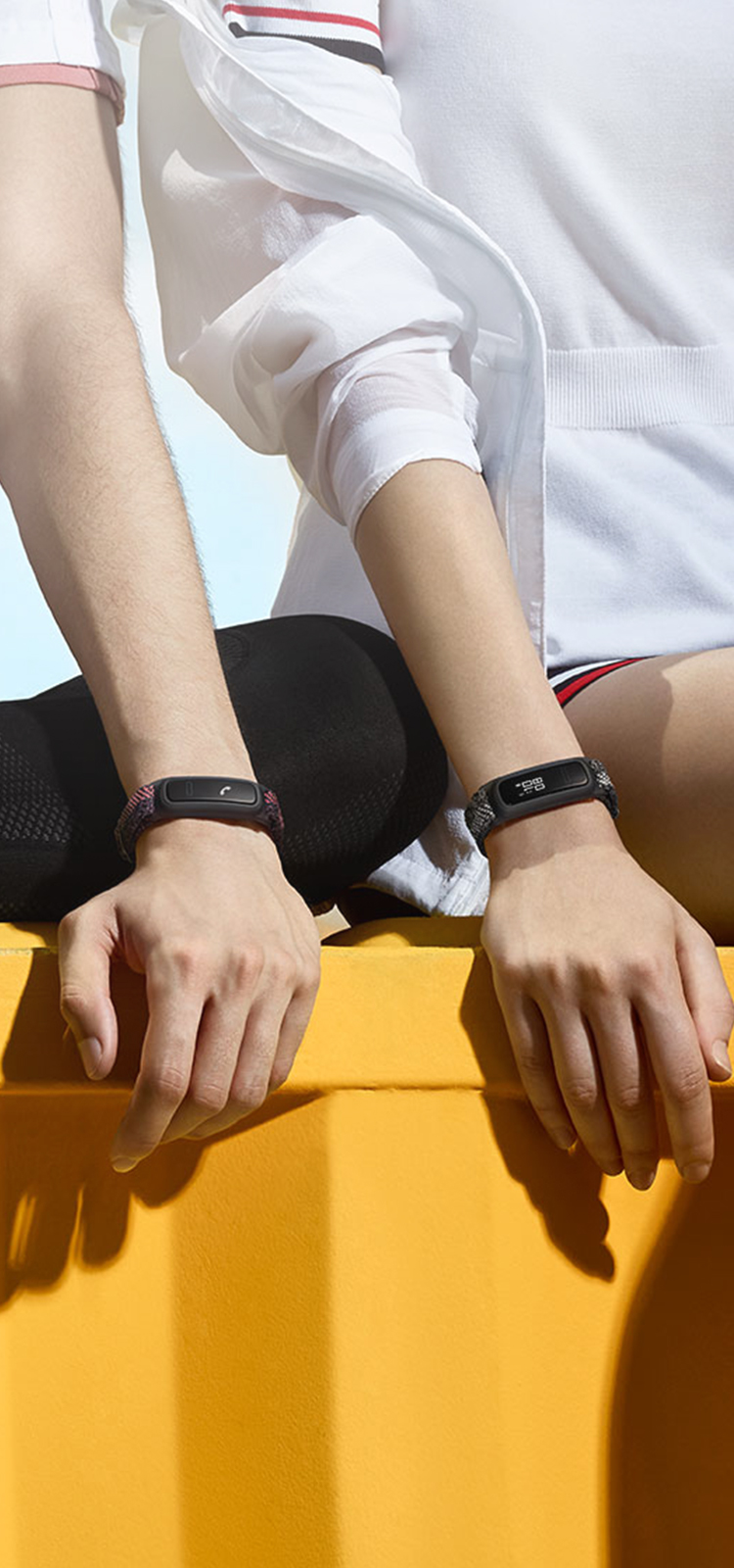 HUAWEI Band 4e Simplify Your Daily Life