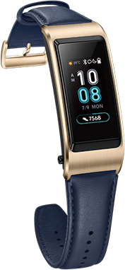 HUAWEI Talkband B5 with blue color