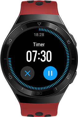 HUAWEI WATCH GT 2e Life assistant red