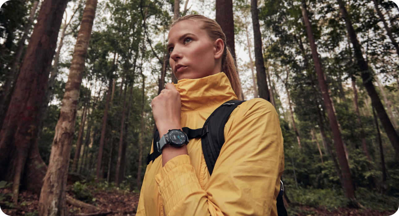 HUAWEI WATCH GT2 Outdoor Sports Mode