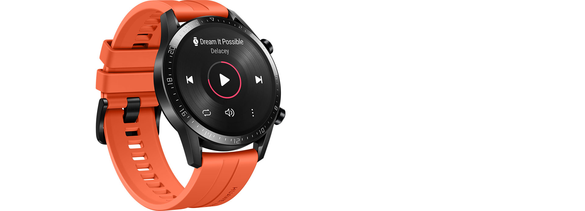HUAWEI WATCH GT2 Playback