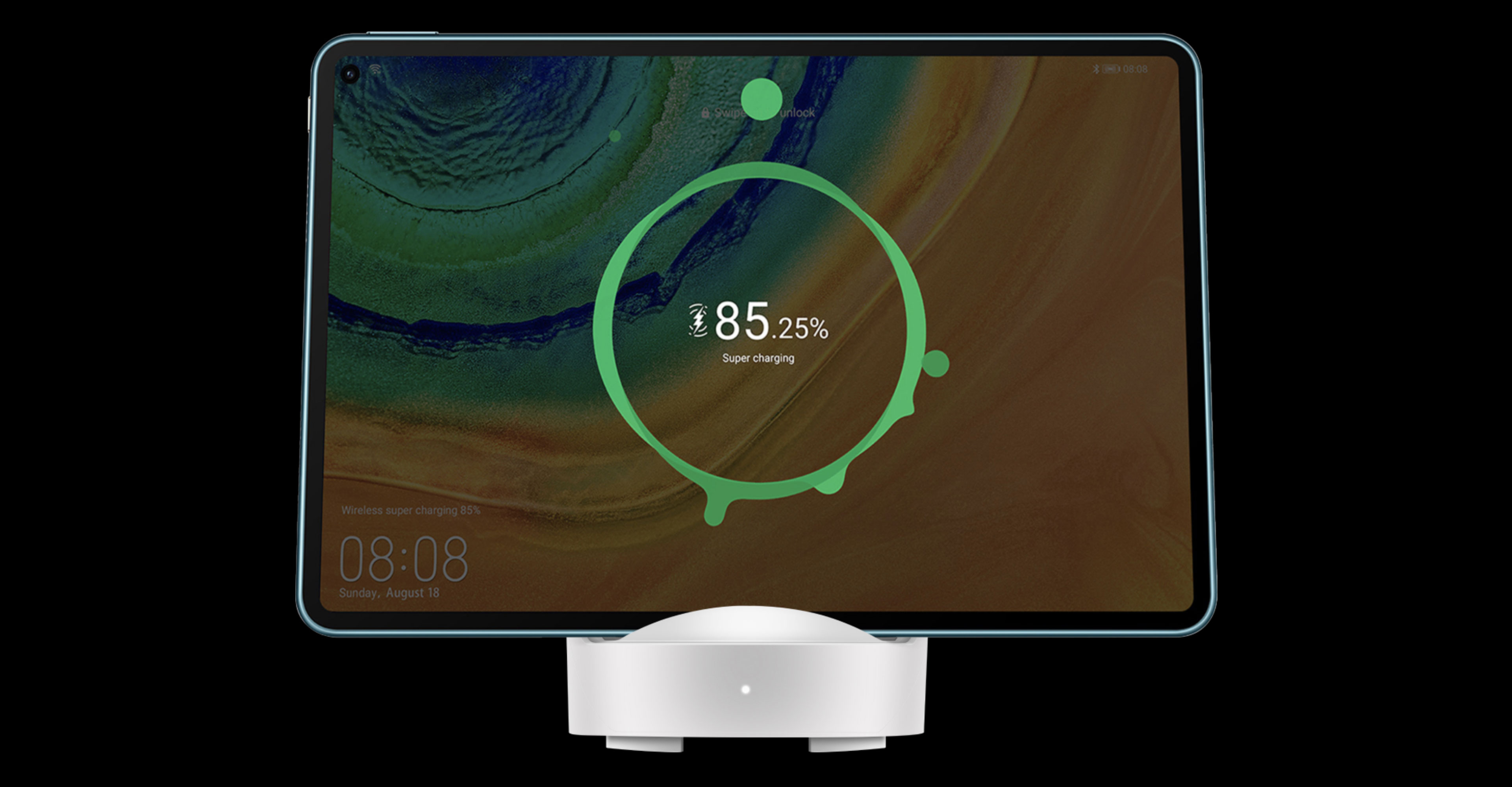 HUAWEI SuperCharge Wireless Charger Stand (Max 50 W)