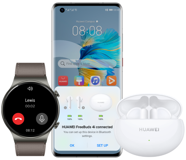 HUAWEI FreeBuds 4i Pop Up