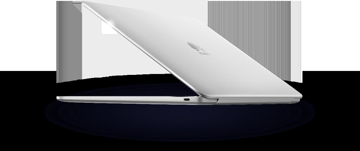 Elegant Huawei MateBook Mystic silver