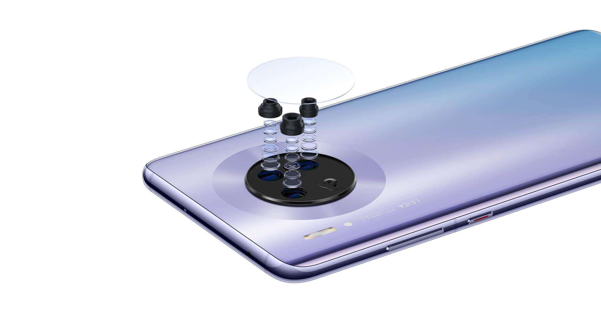 HUAWEI Mate 30 SuperSensing Triple Camera