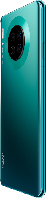 HUAWEI Mate 30 emerald green