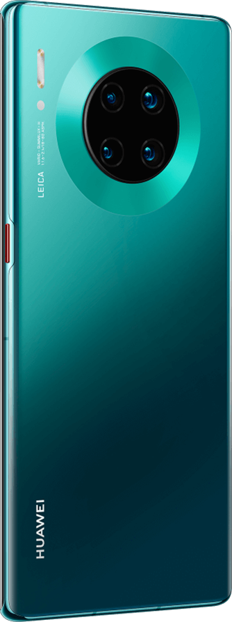 HUAWEI Mate 30 Pro emerald green back