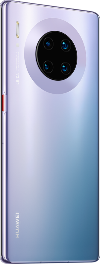 HUAWEI Mate 30 Pro space silver back