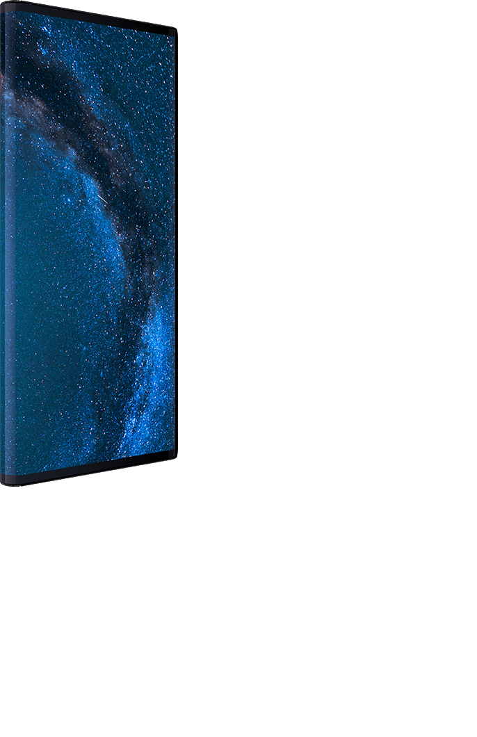 Huawei Mate X Design