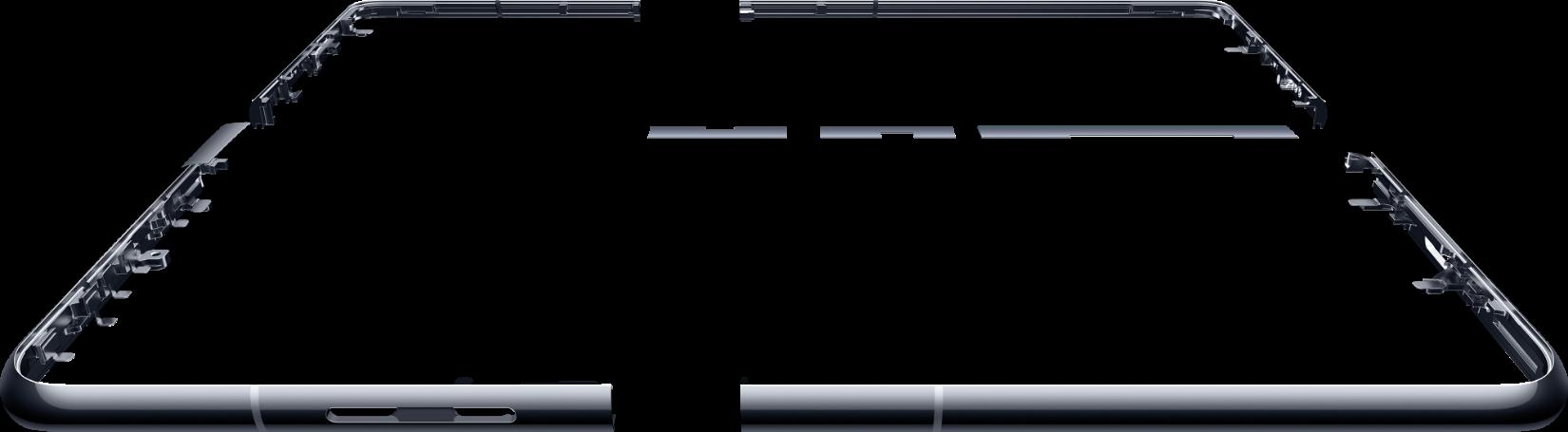 HUAWEI Mate X2 Smart Antenna System