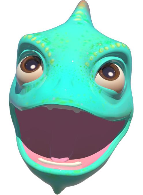 HUAWEI Mate 20 liteqmoji chameleon 2
