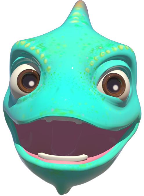 HUAWEI Mate 20 Lite qmoji chameleon 3
