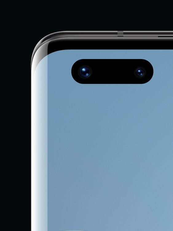 huawei mate 40 pro top features front camera