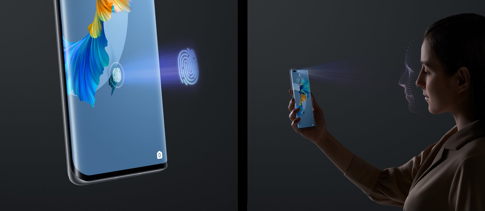 huawei mate 40 pro privacy and security
