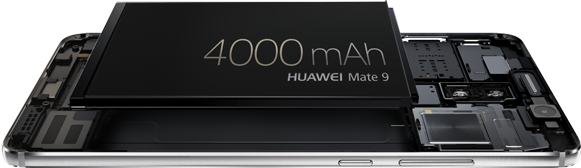 HUAWEI Mate9 power