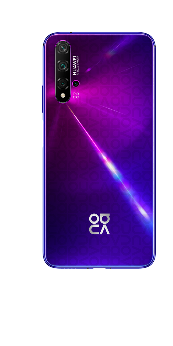 Huawei nova 5t 6 128gb midsummer purple cost estimation