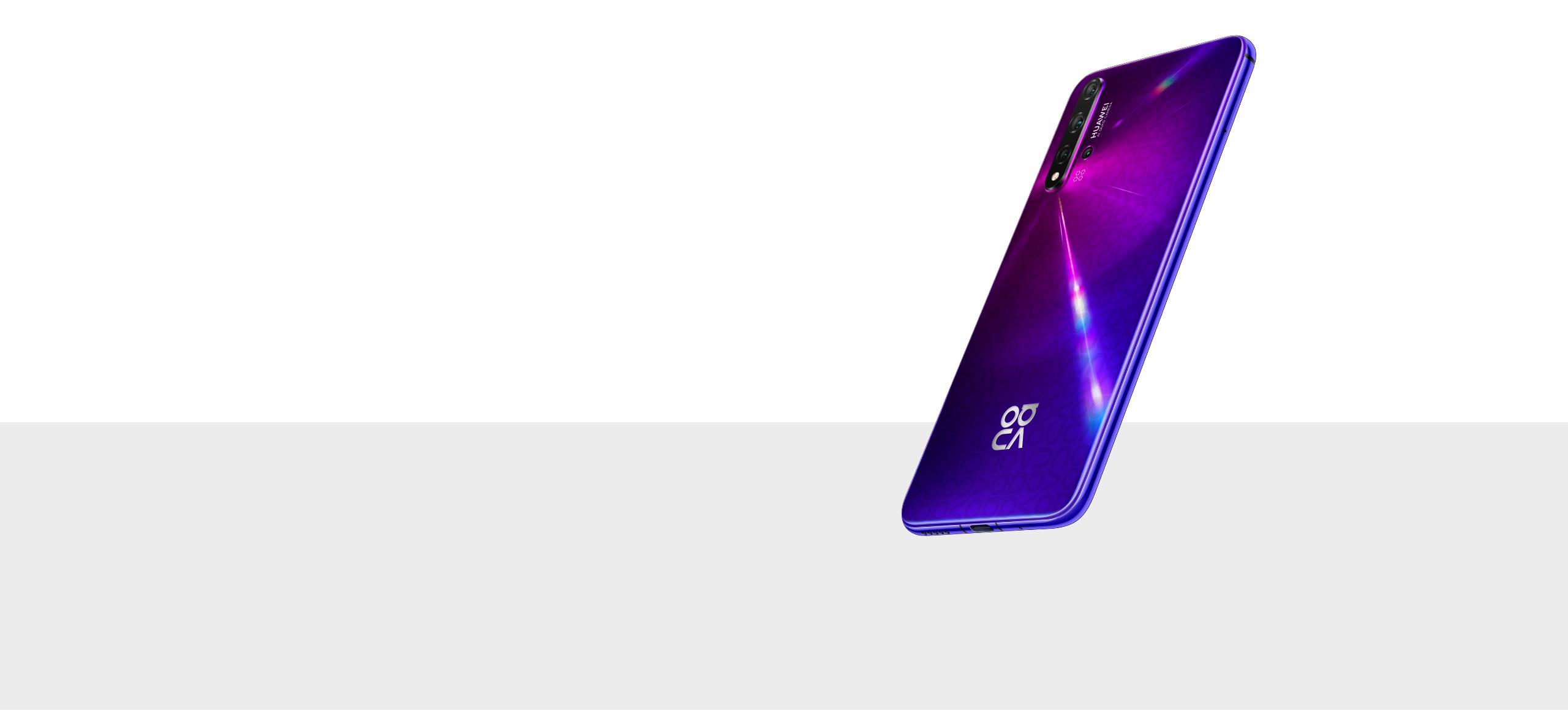 Huawei Nova 5t 8gb Ram 128gb Rom 3 Exciting Freebies