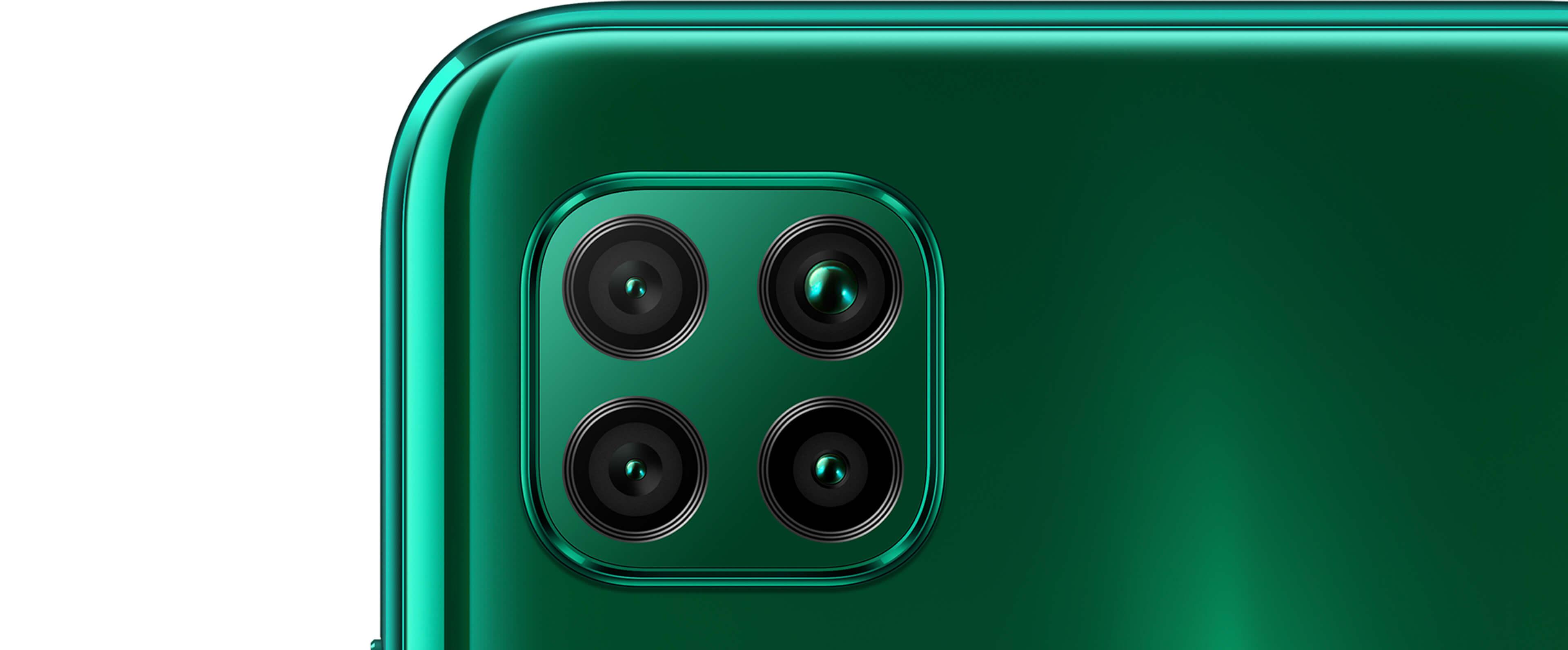 HUAWEI nova 7i quad camera