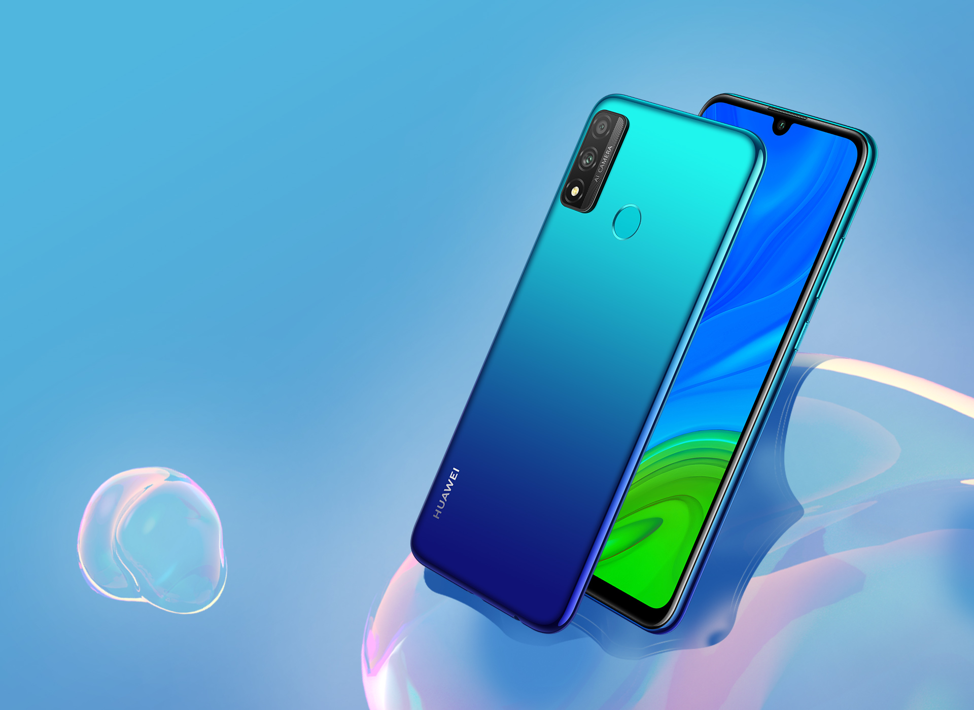 huawei p smart 2020 ID design