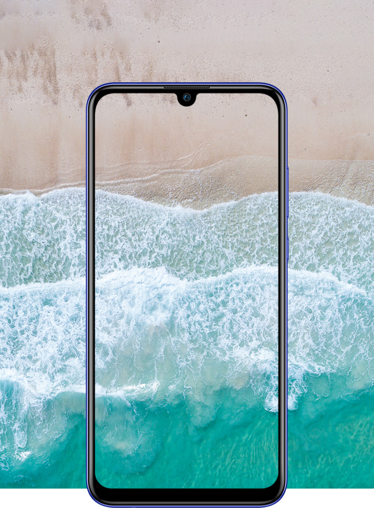 HUAWEI P smart+ 2019-FHD+ Dewdrop Display