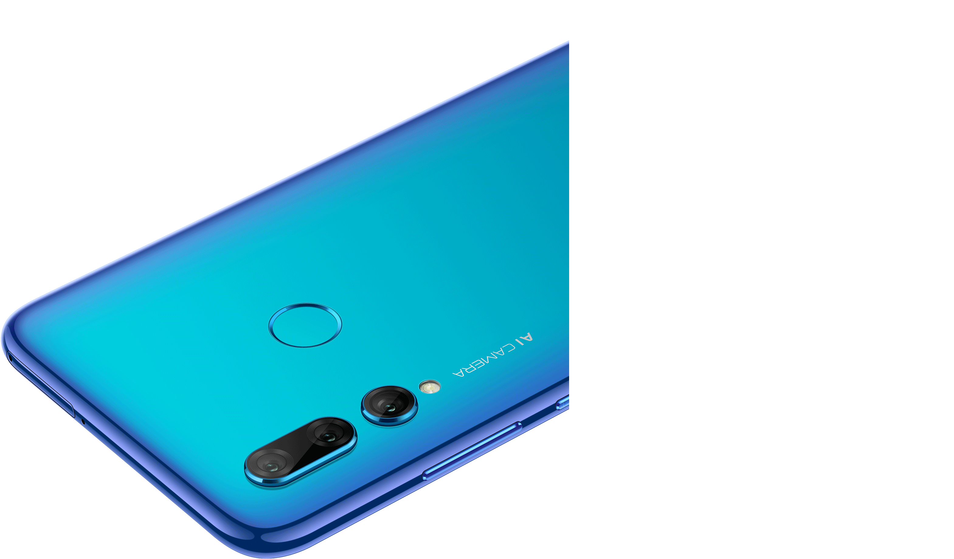 HUAWEI P smart+ 2019-Superior Triple Camera