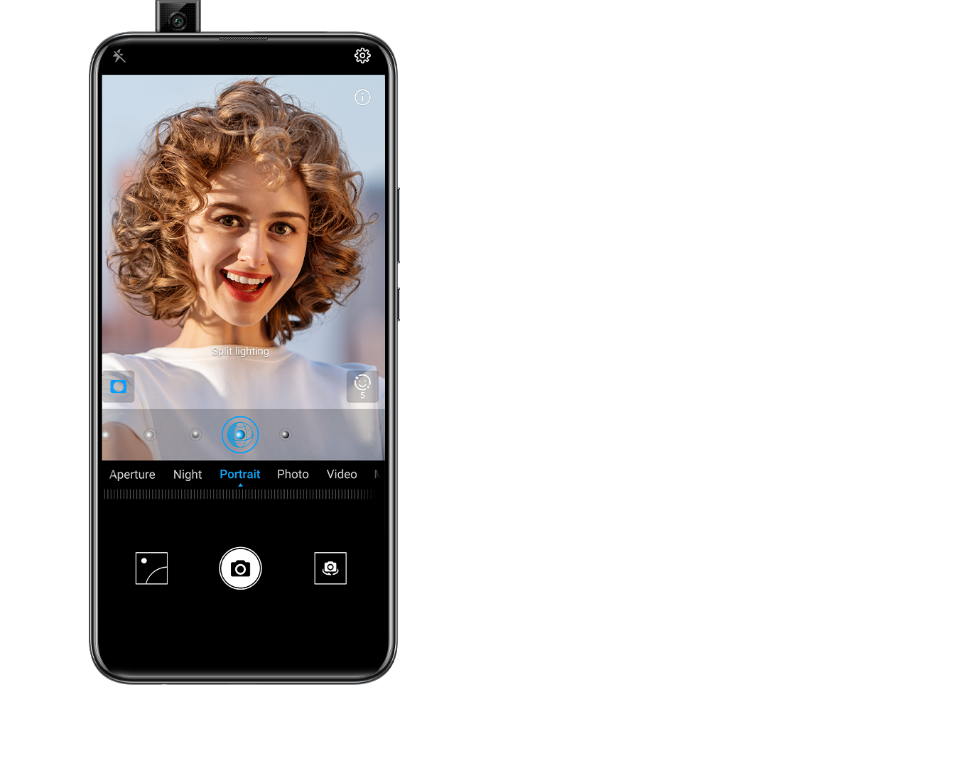 huawei p smart z 3d portrait phone