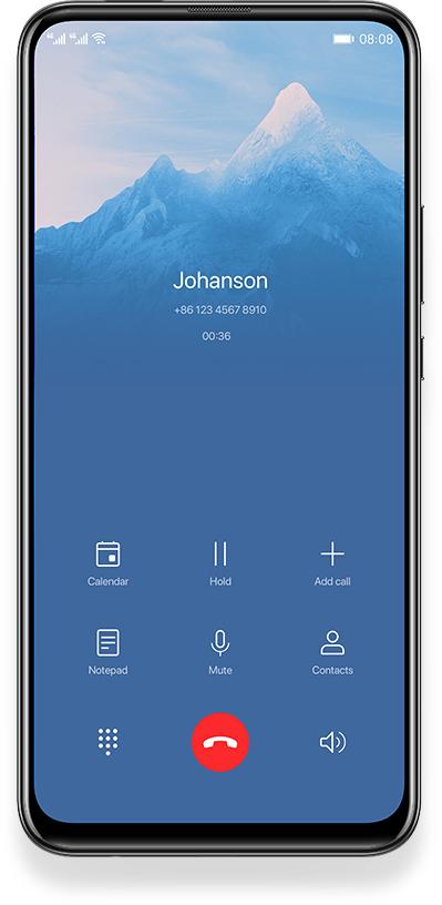 huawei p smart z emui9.0 smartphone