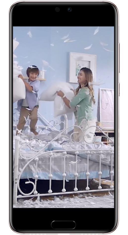 Huawei P20 Pro cámara super lenta