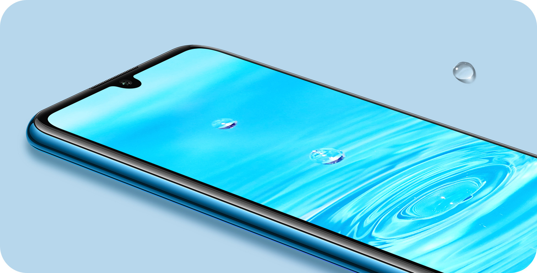 HUAWEI P30 lite New Edition Dewdrop Display