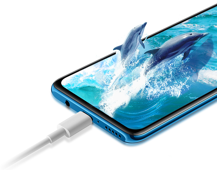 HUAWEI P30 lite New Edition Quick Charge