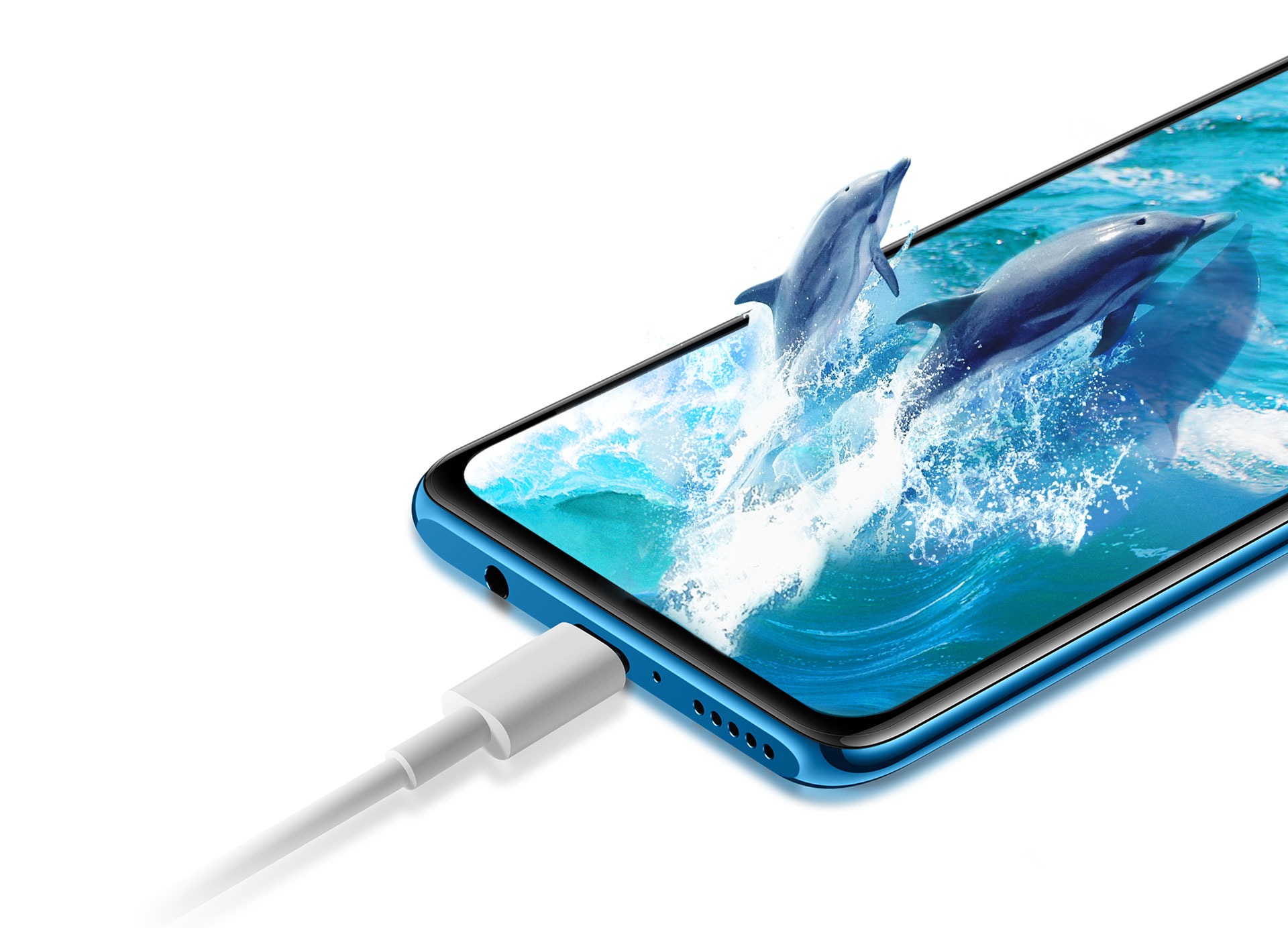 HUAWEI nova 4e Quick Charge