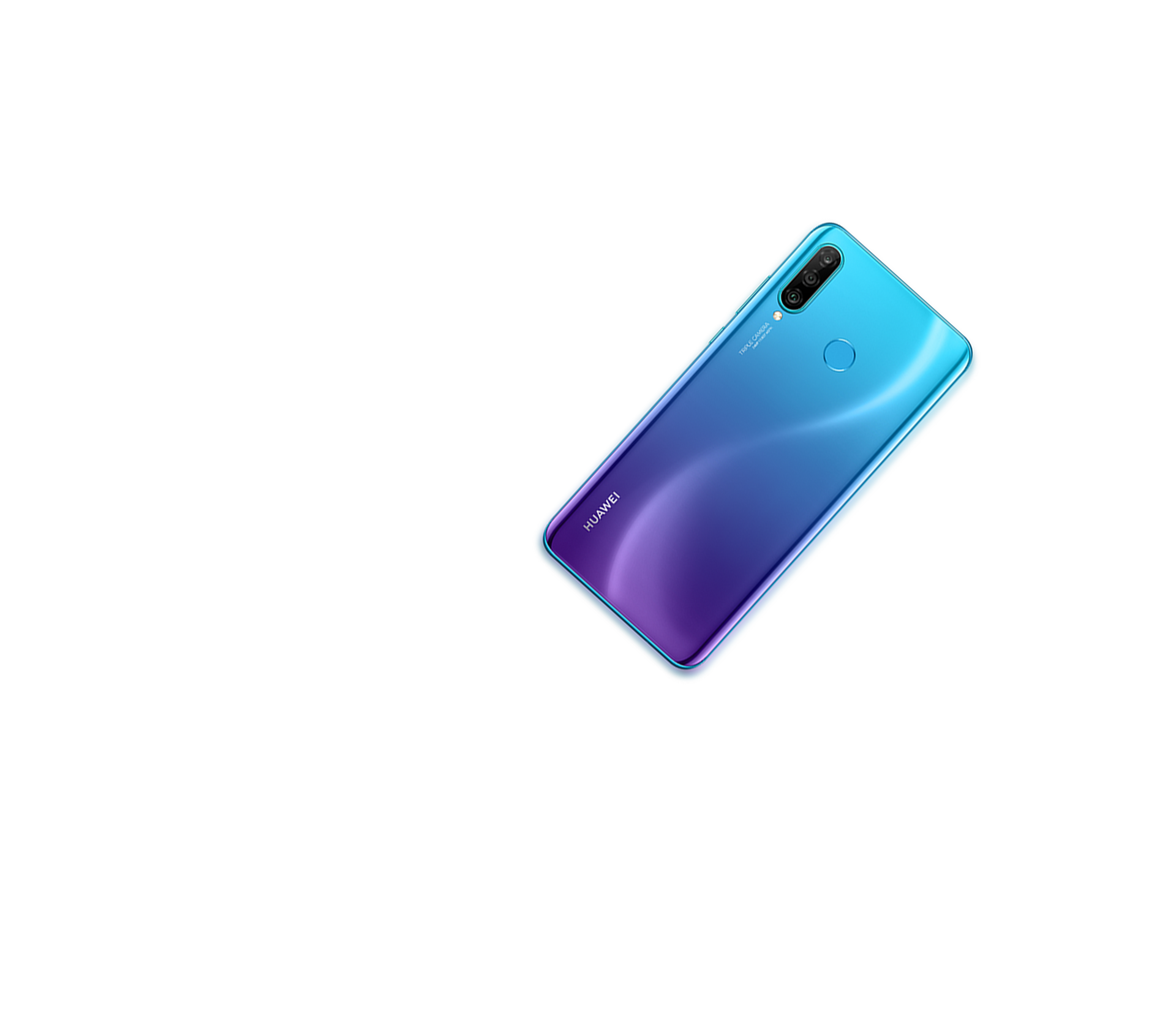 HUAWEI nova 4e Slim 3D Curved Glass Design