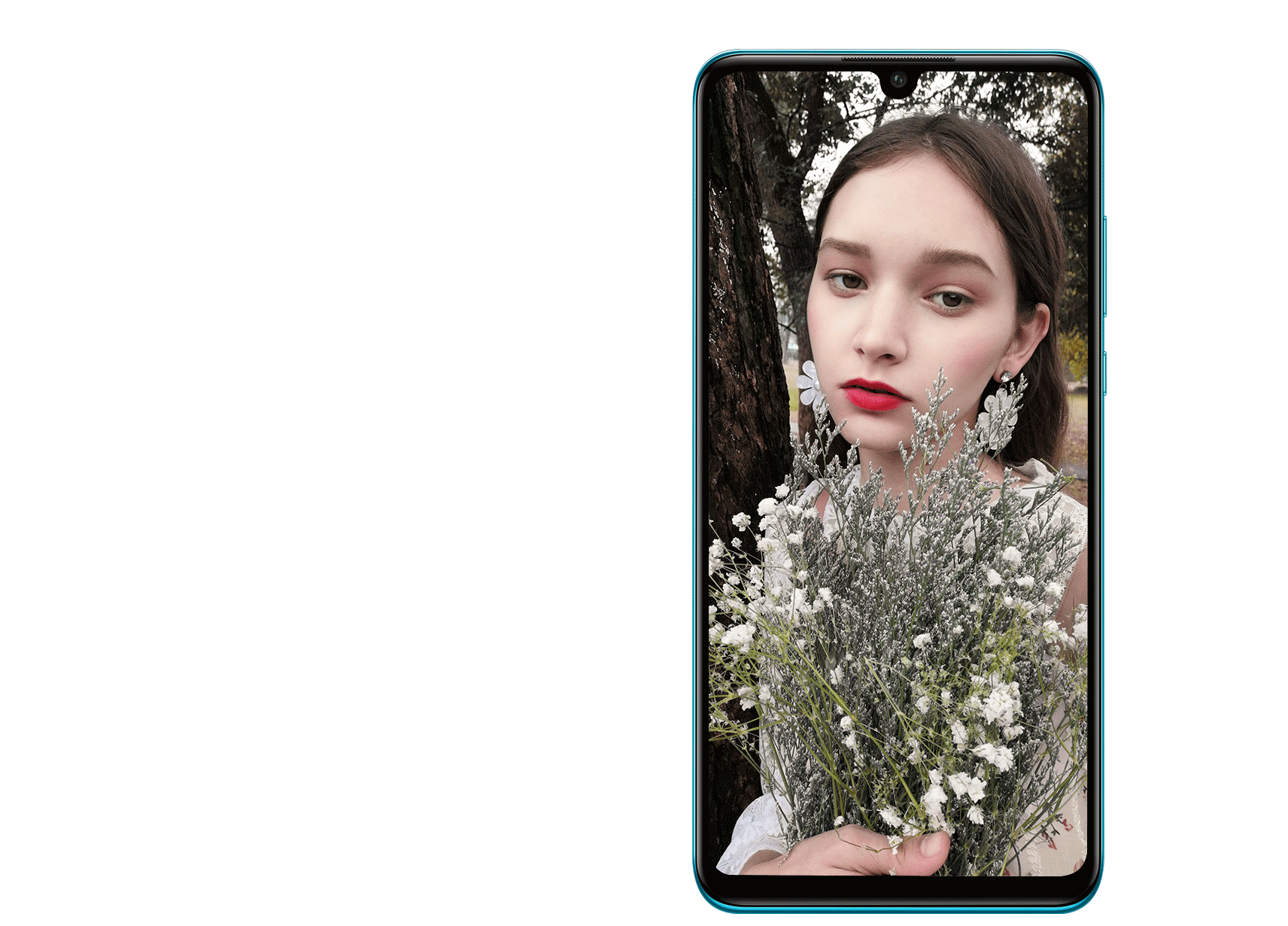 Huawei P30 lite 3D Selfie