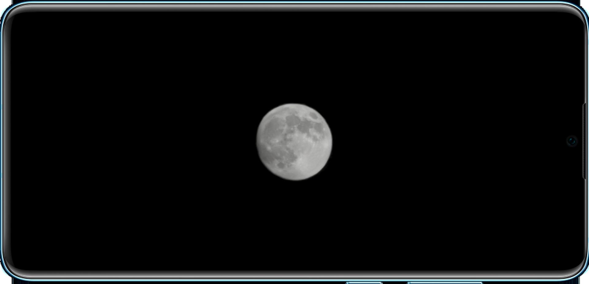 HUAWEI P30 moon