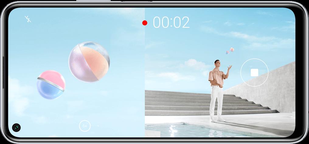 HUAWEI P40 lite 5G – Dual View Video