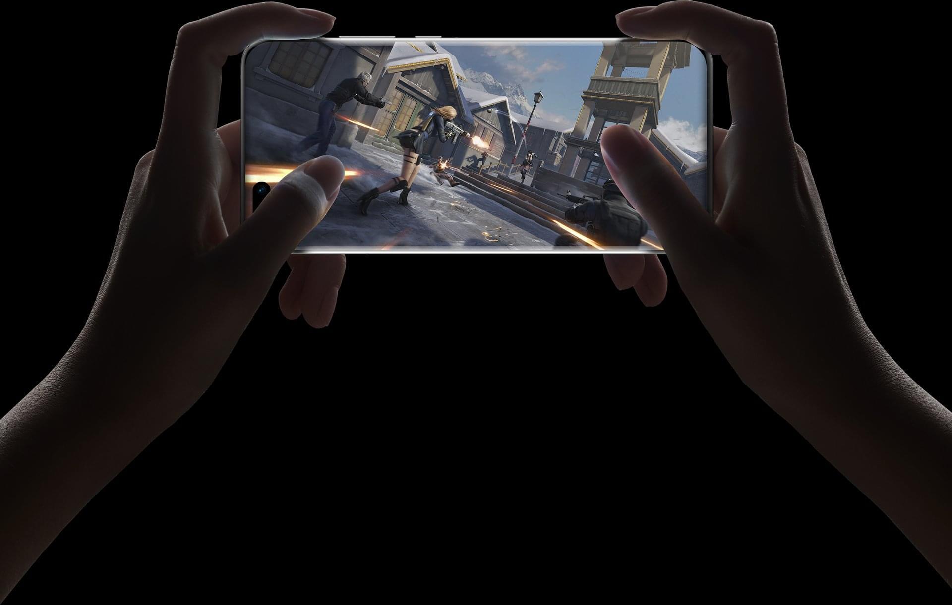huawei p40 pro+ immersive gaming