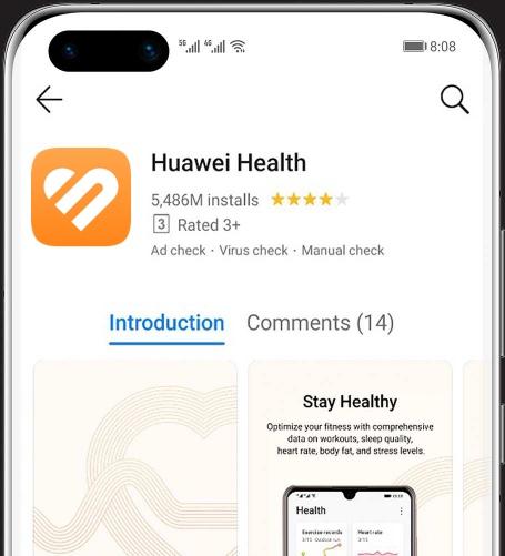 huawei p40 pro+ secured app gallery